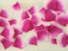 """400 Poly Silk 2"""" Rose Petal Wedding Favors/Decoration/White/Pink/Red H508-Color"""