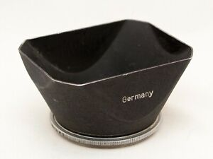 49mm IHAGEE metal lens hood for moderate wide - telephoto lenses made in Germany
