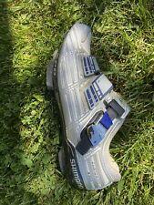 Shimano SH-R300 Custom Fit SPD SL Road Shoes, Silver, Size 40.5