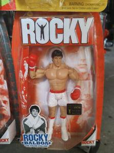 Rocky I action figures Jakks