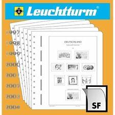 Leuchtturm SF-suplementario República Federal de Alemania/BRD 2010 (falslos) 340 109