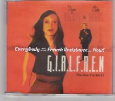(GR483) Dyan Valdes & Eddie Ahgos, G I R L F R E N (You Know I've Got A) - DJ CD