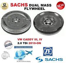PER VW CADDY III IV 2.0 TDi 16V 4Motion 10-IL SACHS DMF VOLANO A DOPPIA MASSA