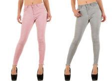 Coloured Damen-Jeans Bundhöhe (en) High-waist L32