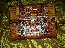 BRAHMIN Top Quality Handbag, PURSE, SHOULDER BAG, ALLIGATOR