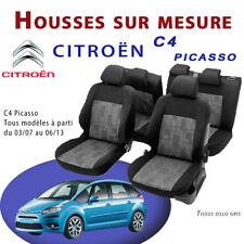Housses de sièges Sur Mesure pour C4 Picasso