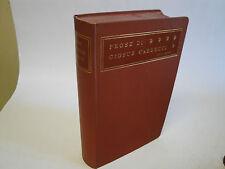 Prose DI GIOSUE CARDUCCI 1859 - 1903