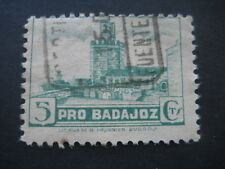 TIMBRE PRO BADAJOZ 5 CTS N°2