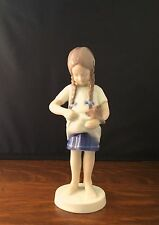 Little Mother Vintage Bing & Grondahl B&G Porcelain Cat Figurine 1779