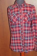 Bershka collection camicetta da donna manica lunga taglia M/IT/ in cotone