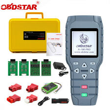 OBDSTAR X100 X-100 PRO Auto key programmer (C+D+E) With EEPROM Adapter