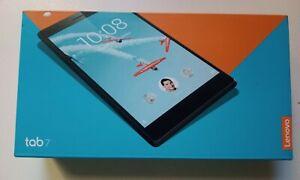 Tablet Lenovo Tab 7 LTE Call Slate Black 2gb + 16 Gb