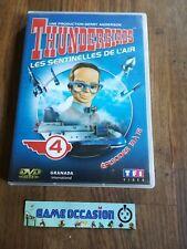 THUNDERBIRDS LES SENTINELLES DE L'AIR 4 IV 13 A 16 DVD VIDÉO FILM PAL VF VO