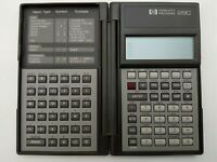 HP-28C Scientific Calculator Original Case
