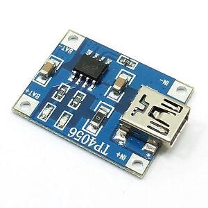 1A 5V TP4056 Li-ion Mini MICRO USB  Battery Charging Charger Module