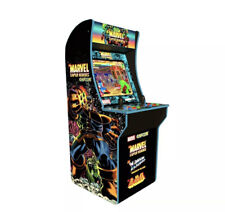 Arcade1up 4ft Marvel Super Heroes At-Home Arcade Machine 3 Games New Ships Fast