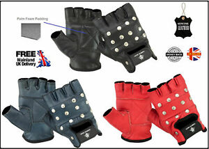 Half Finger Cycling Bicycle Air Vented Mesh Summer Gloves Unisex Outdoor Mittens