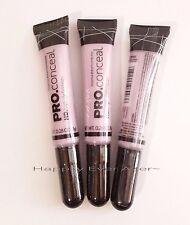 LA Girl Pro Conceal 3 pcs #993 Lavender - Concealer to Neutralize Yellow tone