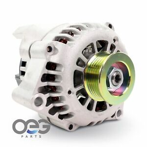 New Alternator For Chevy/GMC C3500HD With V8 Gas Engines 5.7 350 & 7.4 454