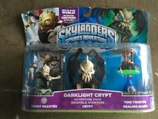 New Skylanders Spyro's Adventure Pack - Darklight Crypt Action - Rare Sealed