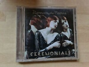 FLORENCE  AND  THE  MACHINE  CERENONIALS  CD  USED