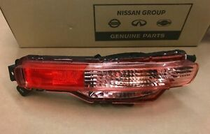 NEW OEM INFINITI Driver Side Turn Signal Light 265551BA1C EX35 EX37 QX50 QX80