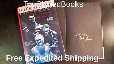 SIGNED Dark Night: A True Batman Story by Paul Dini and Tim Smith 2016 Hardcover