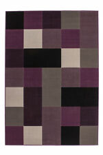 Karierte Wohnraum-Teppiche in aktuellem Design