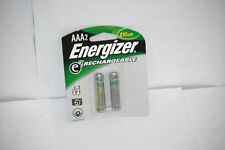 Energizer Rechargeable AAA NiMh: 2-Pack NH12BP-2 850 mAh
