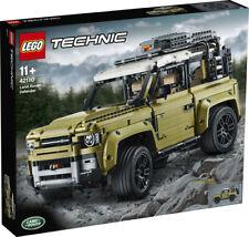 LEGO Technic 42110 Land Rover Defender Technik Range Geländewagen