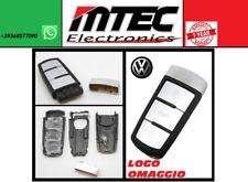 K122 VW VOLKSWAGEN  PASSAT COVER GUSCIO CHIAVE TELECOMANDO 3 TASTI