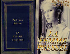 La femme pressée // Paul - Loup SULITZER // Aventures // Début du XX ème siècle