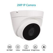 2MP 1080P POE IP Camera Onvif Security 4mm IR Night Vision Speed Dome H.265