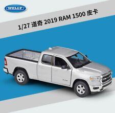 Welly 1:24 Dodge 2019 Ram 1500 Pickup Truck Car Metal Die cast Model Toy New