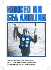 """FISHING BOOK """" HOOKED ON SEA ANGLING """" 32 pages Pocket Guide for all Sea Anglers"""