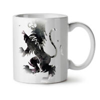 Beast Wild Animal Lion NEW White Tea Coffee Mug 11 oz | Wellcoda