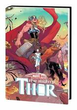 MIGHTY THOR VOL #1 THUNDER IN HER VEINS HARDCOVER Marvel Comics Jason Aaron HC