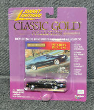 Johnny Lightning Classic Gold Collection 1997 Chevy Impala SS Cragar Rims