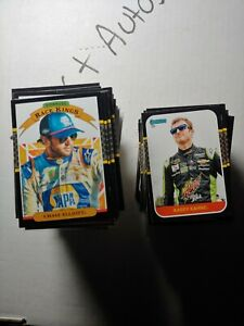 2020 donruss racing complete your base set *pick from list*