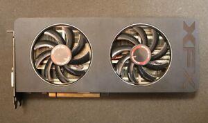 XFX R9 280X (R9-280X-TDF) Graka 3GB GDDR5 PCIE 3.0 DVI HDMI mDP #4138