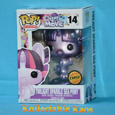 My Little Pony Movie - Twilight Sparkle Sea Pony Pop! Vinyl - Chase Variant