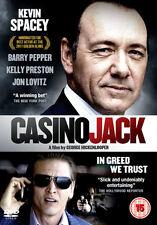 CASINO JACK - DVD - REGION 2 UK