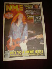NME 1992 APR 25 MEGA CITY FOUR RIDE BEASTIE BOYS ALTERN-8 CRONENBERG INNER CITY
