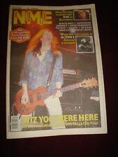 NME 1992 APR 25 MEGA CITY FOUR RIDE BEASTIE BOYS ALTERN-8 CRONENBERG INNER CITY