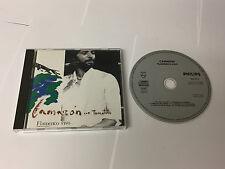 Camarón CAMARON con Tomatito – Flamenco Vivo V RARE PRESS Philips CD 832 783-1