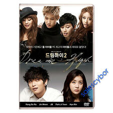 Dream High (Season 2) Korean Drama (4 DVD) Excellent English & Quality.