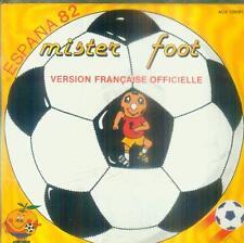 "7"" Jean Renard/Mister Foot (Espana 82) France"
