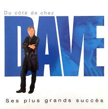 Dave CD Du Côté De Chez Dave - Ses Plus Grands Succès - France (EX+/EX+)