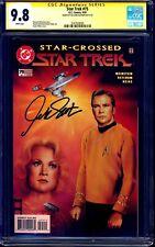 Star Trek #75 CGC SS 9.8 signed by William Shatner CAPTAIN KIRK NM/MT