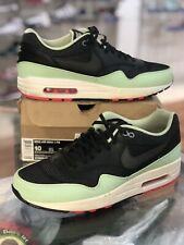 Nike Air Max 1 FB BLACK FRESH MINT GREEN PINK WHITE YEEZY 579920-066  Size 10